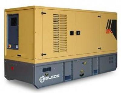 Дизельный генератор Elcos GE.VO.115/105.SS