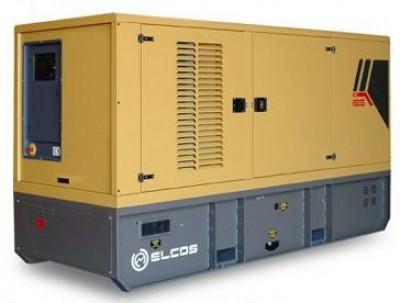 Дизельный генератор Elcos GE.VO.150/135.SS