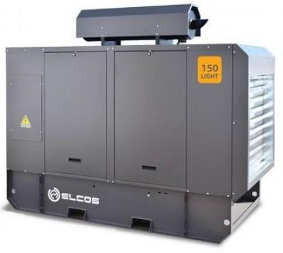 Дизельный генератор Elcos GE.VO.165/150.LT