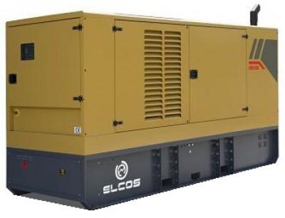 Дизельный генератор Elcos GE.PK.220/200.SS