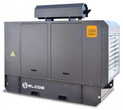 Дизельный генератор Elcos GE.VO.275/250.LT с АВР