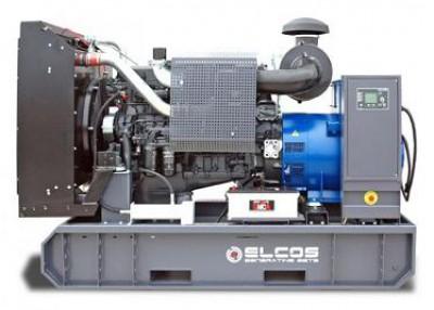 Дизельный генератор Elcos GE.VO.410/375.BF с АВР