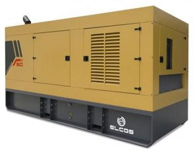 Дизельный генератор Elcos GE.VO.700/630.SS с АВР