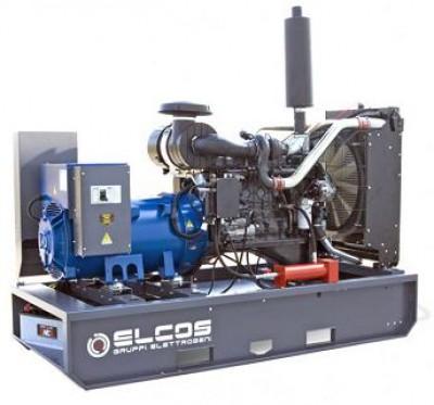 Дизельный генератор Elcos GE.VO3A.225/205.BF с АВР