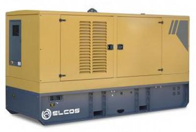 Дизельный генератор Elcos GE.VO3A.225/205.SS