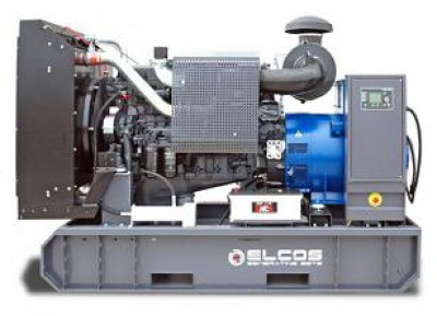Дизельный генератор Elcos GE.VO3A.410/375.BF
