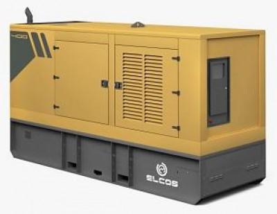 Дизельный генератор Elcos GE.VO3A.410/375.SS с АВР