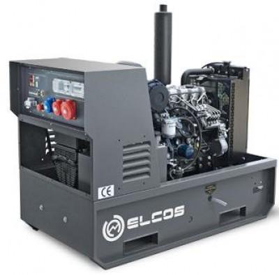 Дизельный генератор Elcos GE.YA.011/010.BF с АВР