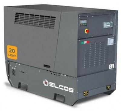 Дизельный генератор Elcos GE.YA.022/020.LT с АВР
