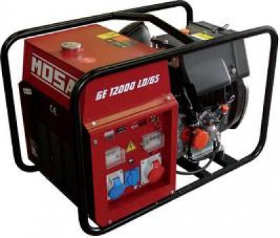 Дизельный генератор Mosa GE 12000 LD/GS