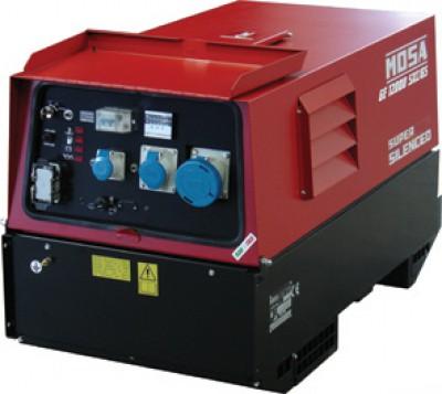 Дизельный генератор Mosa GE 12000 SXC/GS EAS