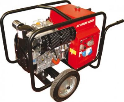 Дизельный генератор Mosa GE 14000 LD/GS EAS