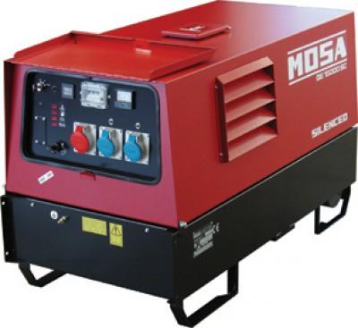 Дизельный генератор Mosa GE 15000 SXC EAS