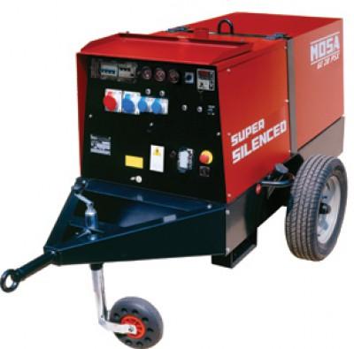 Дизельный генератор Mosa GE 20 PSX EAS