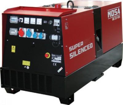 Дизельный генератор Mosa GE 33 SX EAS