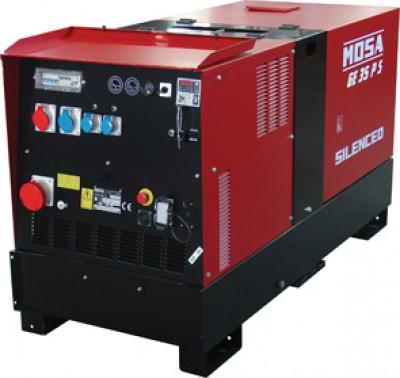 Дизельный генератор Mosa GE 35 PS EAS