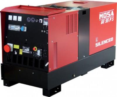 Дизельный генератор Mosa GE 55 PSX EAS