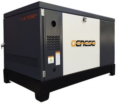 Дизельный генератор Genese D9 в кожухе