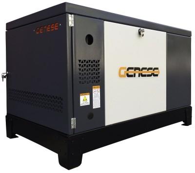 Дизельный генератор Genese D150 в кожухе с АВР