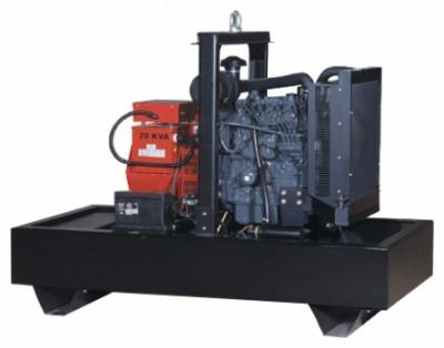 Дизельный генератор Gesan DPA 110 E
