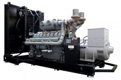 Дизельный генератор Gesan DPA 2000 E