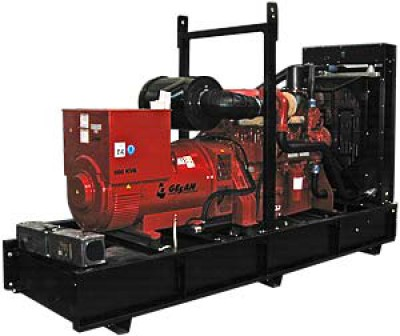 Дизельный генератор Gesan DPA 900 E