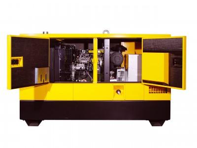 Дизельный генератор Gesan DPAS 25 E