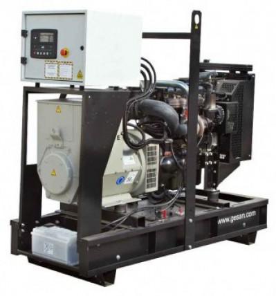 Дизельный генератор Gesan DPB 65 E с АВР