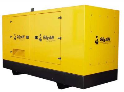 Дизельный генератор Gesan DVAS 550E