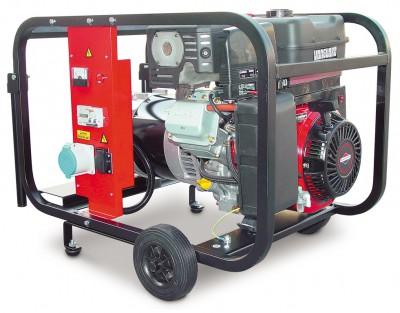 Бензиновый генератор Gesan G 7 TF V
