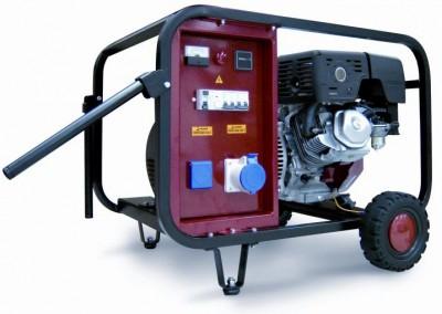 Бензиновый генератор Gesan GR 8 TF H L