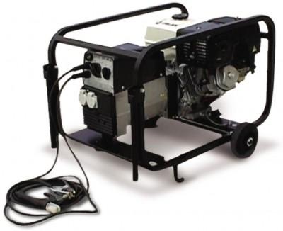 Бензиновый генератор Gesan GS 210 DC H Электростартер