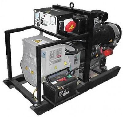 Дизельный генератор Gesan L 30 электростартер