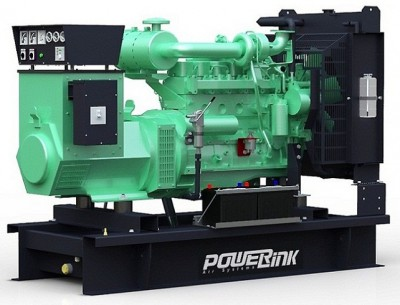 Дизельный генератор Power Link GMS110PX с АВР