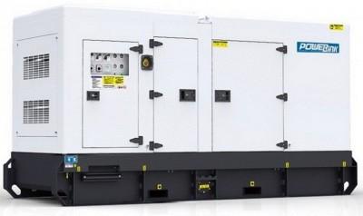 Дизельный генератор Power Link GMS250CLS в кожухе с АВР