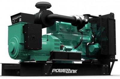 Дизельный генератор Power Link GMS375C с АВР