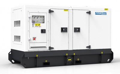 Дизельный генератор Power Link GMS45PX в кожухе с АВР