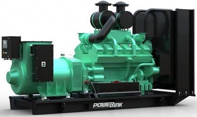 Дизельный генератор Power Link GMS900C с АВР