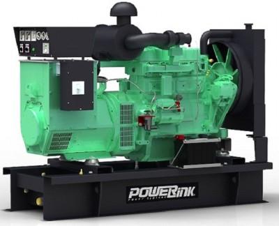 Дизельный генератор Power Link GMS180PX с АВР