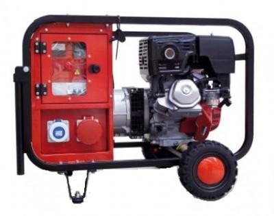 Бензиновый генератор Gesan GR 8000 H Электростартер