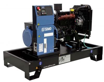 Дизельный генератор SDMO K 27 с АВР