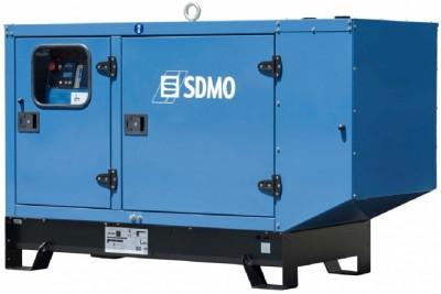 Дизельный генератор SDMO K33H-IV с АВР