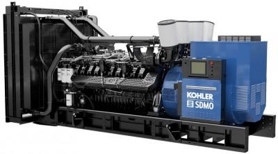 Дизельный генератор SDMO KD1250-E с АВР