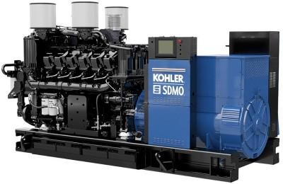 Дизельный генератор SDMO KD2500-E
