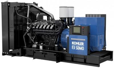 Дизельный генератор SDMO KD800-F с АВР