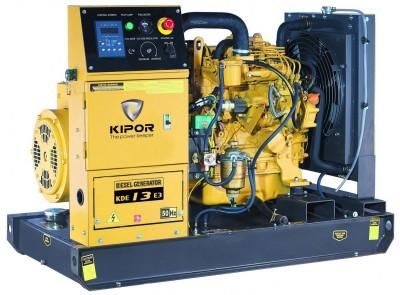 Дизельный генератор Kipor KDE13E3