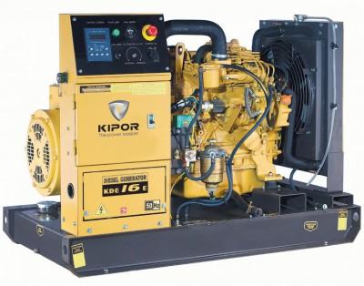 Дизельный генератор Kipor KDE16E с АВР