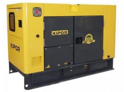 Дизельный генератор Kipor KDE60SSP3