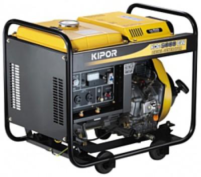 Дизельный генератор Kipor KDE5000EW