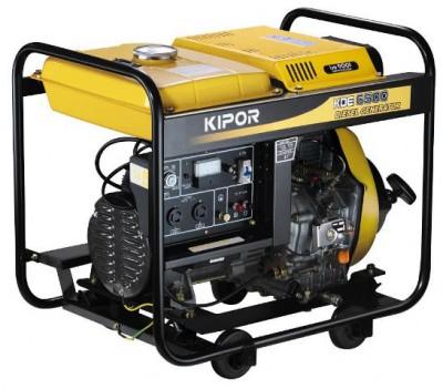 Дизельный генератор Kipor KDE6500X